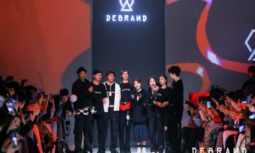 DEBRAND 上海时装周首登场